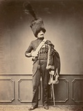 M. Maire of the 7th Hussars, 1860 Photographic Print