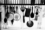 Kitchen Utensils, Mumbai, Maharashtra, India, 1976 Photographic Print