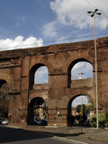 Rome, Roman Walls Photographic Print