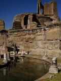 Hadrian's Villa, Maritime Theatre, 2nd Century, Italy Photographic Print