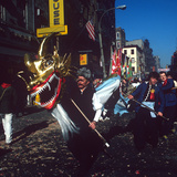 Chinese New Years, New York, New York Photographic Print