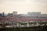 Between Shanghai and Hangzhou, China Photographic Print