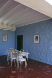 Noel Coward's Dining Room, Firefly, Jamaica Photographic Print