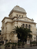 Italy, Rome, Great Synagogue of Rome, 1901-1904, Exterior Photographic Print