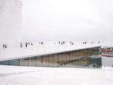 Norwegian National Opera, Snøhetta, Oslo, Norway, 2008 Photographic Print