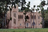 Administrative Building in Colonial Style, Segou, Mali Photographic Print