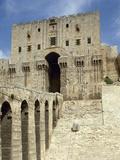 Syria, Aleppo, the Citadel Photographic Print