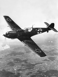 Messerschmitt Me 109 Aircraft Photographic Print