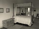 Maggie's Bedroom, Villa Vailima, Apia, Samoa Photographic Print
