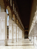 Syria, Great Mosque of Damascus Photographic Print