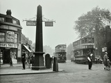 Cambridge Heath Road, 1930 Photographic Print
