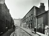 Hereford Street, 1938 Photographic Print