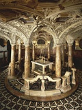 Interiors of a Cathedral, Milan, Lombardy, Italy Photographic Print