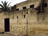 Italy. Herculaneum. the House of the Stags. 1st Ad. Entrance Photographic Print