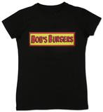 Juniors: Bob's Burgers- Logo T-Shirt