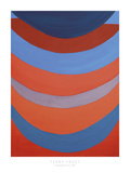 Suspended Forms, 1967 Giclee Print by Terry Frost