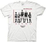 Attack On Titan- Lineup T-shirts
