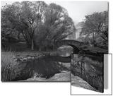 Central Park Bridge 2, NYC Prints by Henri Silberman