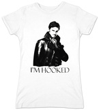 Juniors: Once Upon A Time- I'M Hooked T-Shirt