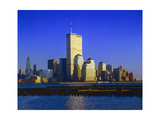 World Financial Center Sunset Afternoon Photographic Print by Henri Silberman