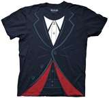 Doctor Who- 12Th Doctor Outfit T-Shirt