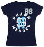 Juniors: Shawn Mendes- Logo 98 T-Shirt
