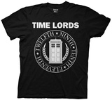 Doctor Who- Time Lords Seal T-shirts