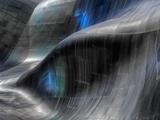 Metalfall Alu-Dibond von Ursula Abresch
