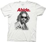 Big Lebowski- Abide Dude T-Shirt