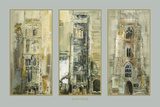 Three Suffolk Towers Giclee Print by John Piper