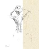 Serene Figure I Giclee Print by Deborah Pearce