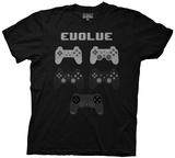Playstation- Evolve T-shirts