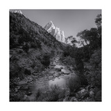 Zion National Park Virgin River Photographic Print by Henri Silberman
