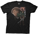 Attack On Titan- Levi T-shirts