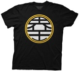 Dragon Ball Z- King Kaio Symbol Shirts