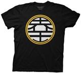 Dragon Ball Z- King Kaio Symbol T-Shirt