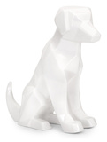 Winslow Porcelain Dog Home Accessories