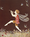 Fairy Boy Giclee Print by  Marygold