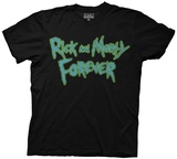 Rick & Morty- Forever T-shirts