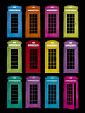 Phone Box I Giclee Print by Tom Frazier