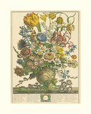 March Giclee Print by Robert Furber