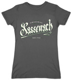 Juniors: Outlander- Sassenach Est 1743 T-shirts