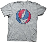 Grateful Dead- Steal Your Face Tシャツ