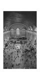 Grand Central Interior from Above Photographic Print by Henri Silberman