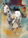 Xanthus Giclee Print by Ken Hurd