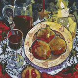 Pomegranates Giclee Print by Anuk Naumann