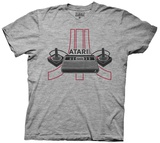 Atari- 2600 With Symbol T-shirts
