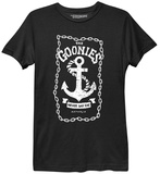 Ladies: Goonies- Anchor & Chains Shirts by Ladies T-Shirt