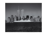 World Financial Center Cunard Line Photographic Print by Henri Silberman