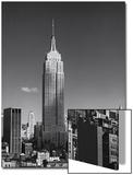 Empire State Manhattan Shadows Prints by Henri Silberman